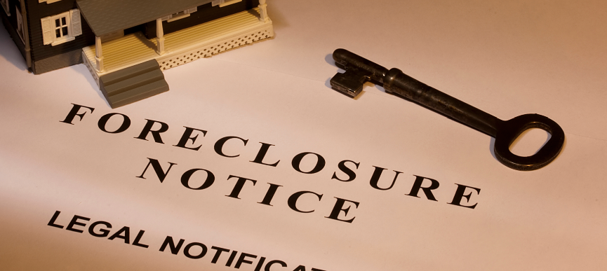 live in Nevada and get a foreclosure notice of default?